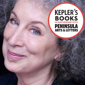 An Evening with Margaret Atwood Presented by Peninsula Arts & Letters